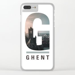 G-hent Clear iPhone Case