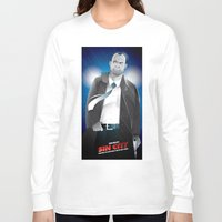 sin city Long Sleeve T-shirts featuring Sin City-Hartigan by Szoki