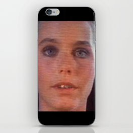 The Perfect Female Type iPhone Skin