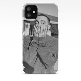 Mac Miller Rapper Hip Hop iPhone Case