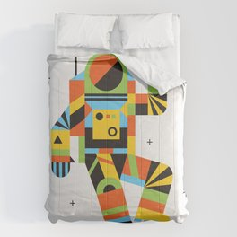 Hello Spaceman Comforters