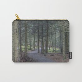 Viking forest in Norway Carry-All Pouch