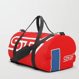 STI Rally Subaru Duffle Bag