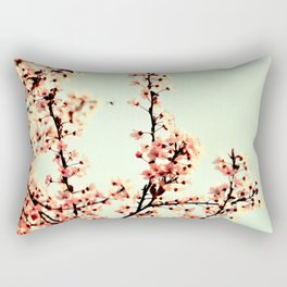 SUBTLE BLOSSOM Rectangular Pillow