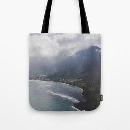 Hanalei Bay - Kauai, Hawaii Tote Bag
