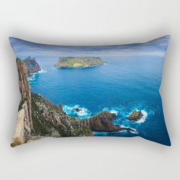 Tasman Island Rectangular Pillow
