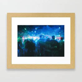 End of the World Framed Art Print