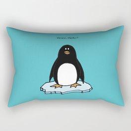 Solo-Ping Rectangular Pillow
