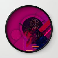 occult Wall Clocks featuring Occult Medical Treatment by Largetosti