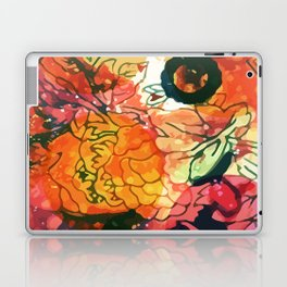 Vintage Pop Abstract Chinese Pattern Laptop & iPad Skin