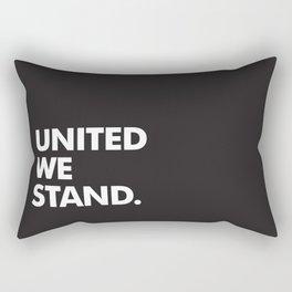 UNITED WE STAND Rectangular Pillow