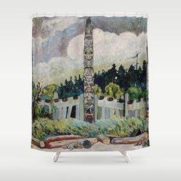 Emily Carr - Tanoo Shower Curtain
