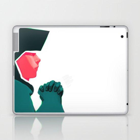 Untitled digital drawing Laptop & iPad Skin
