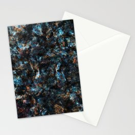 Marble mash 2 Stationery Cards