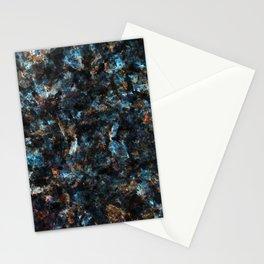 Marble mash 2 Stationery Cards