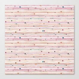 September Pattern Canvas Print