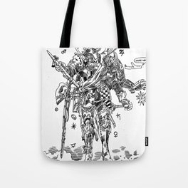 Knight (Ascension) Tote Bag