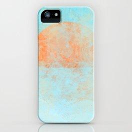 Informal sun iPhone Case