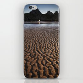 Three Cliffs Bay Gower iPhone Skin