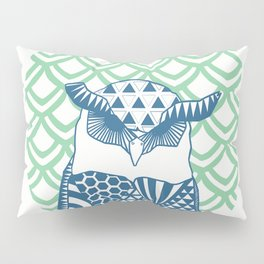Oowly Mooly Pillow Sham