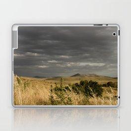 Storm in mountains Laptop & iPad Skin