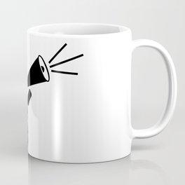 Movie director abstract icon Coffee Mug