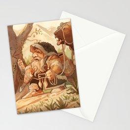Dwarfen merchant Stationery Cards