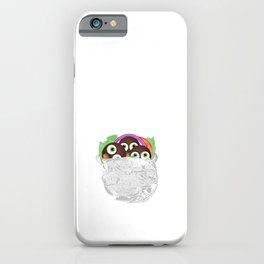 Falafel This is How I Roll iPhone Case