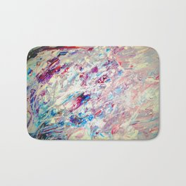 300 Refractions of a Pearl Bath Mat