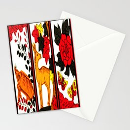 HANAFUDA Stationery Cards