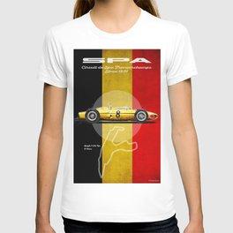 Spa Racetrack Vintage T-shirt
