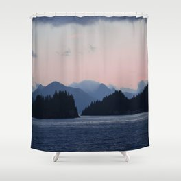 Soon it Will Be Day Shower Curtain