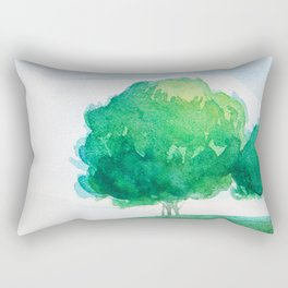 Mountain scenery 4 Rectangular Pillow