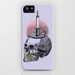 Lavender Cadaver iPhone Case