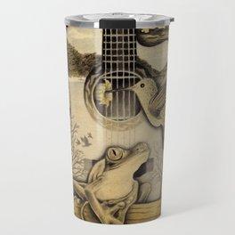 Porch Song Drawing Travel Mug