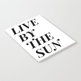live by the sun love by the moon (1 of 2) Notebook