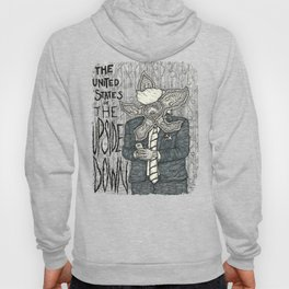United States of the Upside Down Hoody