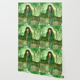 Akka The Earth Goddess Wallpaper