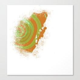Climber Canvas Print