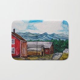 Bar-U Ranch Bath Mat