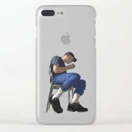 Boss Clear iPhone Case