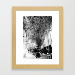 """""""All change is not growth, as all movement is not forward."""" -- Ellen Glasgow  Framed Art Print"""