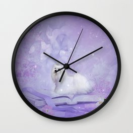 Beautiful maltese Wall Clock