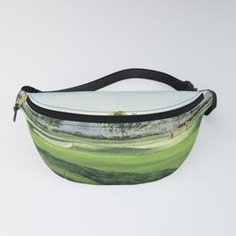 Winged Foot Golf Course New York Fanny Pack