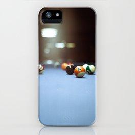 Billard iPhone Case