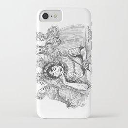 """Jane Austen Among the Women"" iPhone Case"