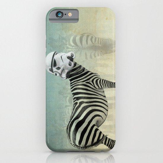 Trooper Stripes  _ Star Wars _ Zebra iPhone & iPod Case