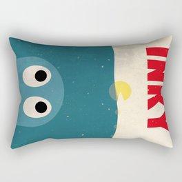 INKY Rectangular Pillow