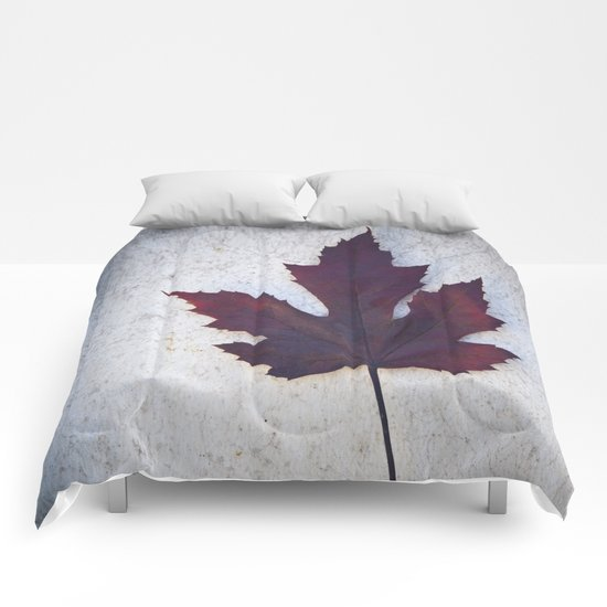 Maple Leaf II Comforters
