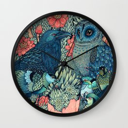 Cosmic Egg Wall Clock